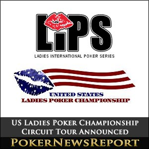 New US Ladies Poker Championship Circuit Tour Announced