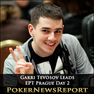 EPT Prague Day 2: Garri Tevosov Leads