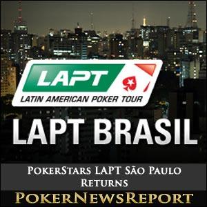 PokerStars LAPT Sao Paulo