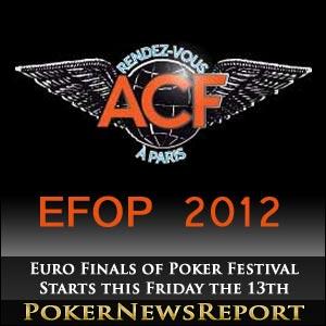 EFOP 2012