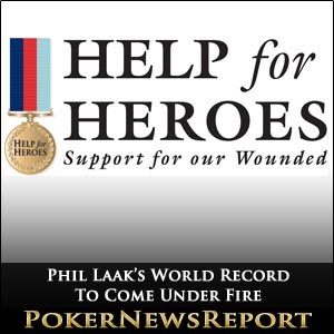 Phil Laak's World Record To Come Under Fire
