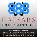 888 Making Moves Into US Online Poker Market