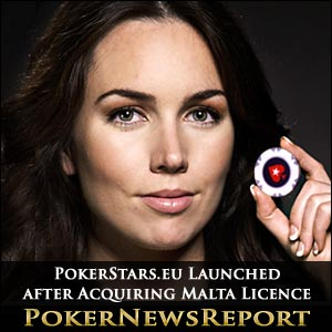 PokerStars.eu launched