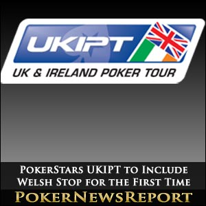 PokerStars UKIPT to Include Welsh Stop for the First Time