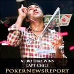 Aliro Diaz Lifts LAPT Chile Main Event