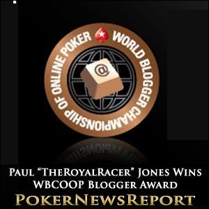 PokerStars WBCOOP Blogger Award