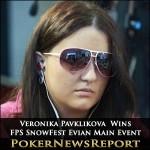 Teenager Veronika Pavklikova Wins FPS SnowFest Evian Main Event