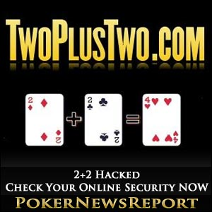 2+2 Hacked – Check Your Online Security NOW