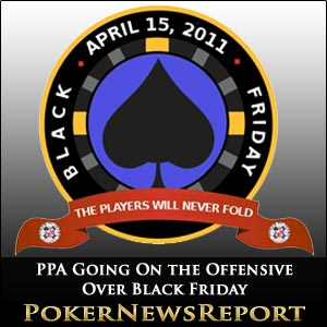 Poker Players Alliance Going On the Offensive Over Black Friday