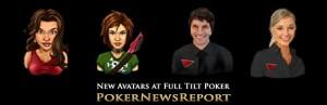 New Avatars at Full Tilt