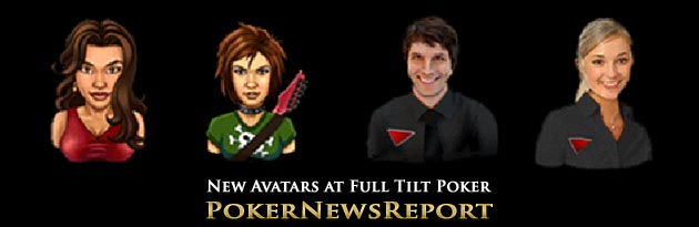 New Avatars at Full Tilt