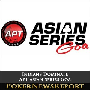 Barve Leads Charge as Indians Dominate APT Asian Series Goa