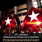 Roberto Romanello's Double Joy at EPT Awards Ceremony