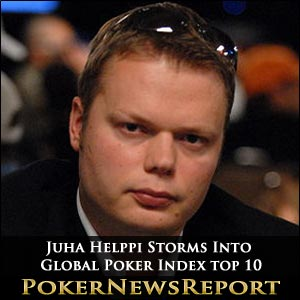 Juha Helppi Storms Into Ninth Place on the GPI 300