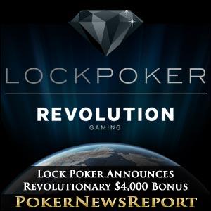 Lock Poker Announces Revolutionary $4,000 Bonus