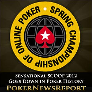 Sensational SCOOP 2012 Goes Down in Poker History