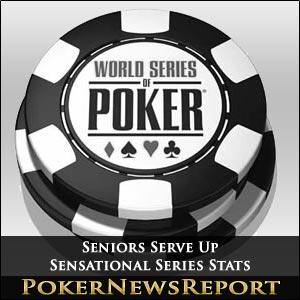 Seniors Serve Up Sensational Series Stats