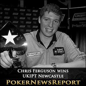 Chris Ferguson wins UKIPT Newcastle