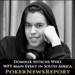 Dominik Nitsche Claims WPT Main Event in South Africa