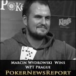 PartyPoker WPT Prague Won by Wydrowski