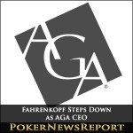 Fahrenkopf Departing as AGA CEO