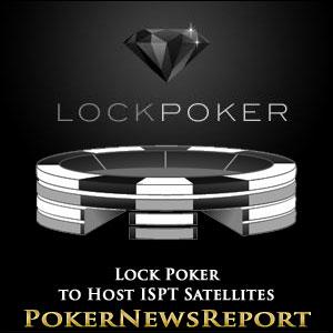 Lock Poker to Host ISPT Satellites