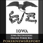 Iowa Reconsiders Online Poker Bill