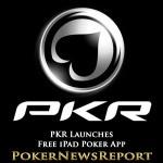 PKR Launches Free iPad Poker App