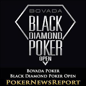 Bovada Hosting Black Diamond Poker Open