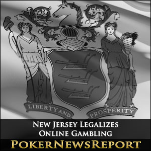 New Jersey Legalizes Online Gambling