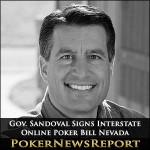Nevada Passes Interstate Online Poker Bill