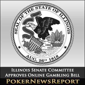 Illinois Senate Committee Approves Online Gambling Bill