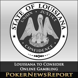 Louisiana to Consider Online Gambling