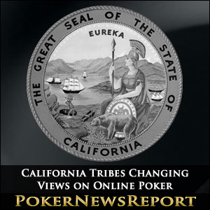 California Tribes Changing Views on Online Poker