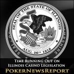Time Running Out on Illinois Casino Legislation