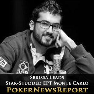 Sbrissa Leads Star-Studded EPT Monte Carlo