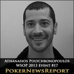 WSOP 2013 Event #17 Goes to Polychronopoulos