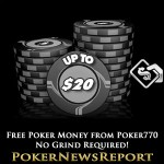 Free Poker Money from Poker770 – No Grind Required!