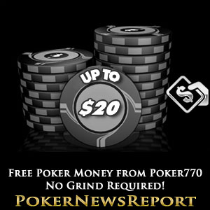 Free Poker Money