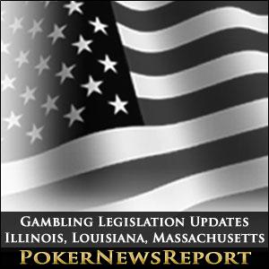 Gambling Legislation Updates
