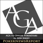AGA to Oppose PokerStars in NJ Without Fahrenkopf