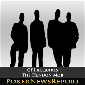 GPI Acquires The Hendon Mob