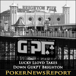 Lucky Lloyd Takes Down GukPT Brighton