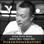 Steve Sung Defeats Phil Galfond in Event #52