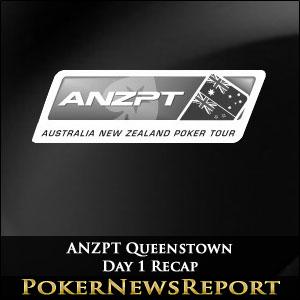 ANZPT Queenstown Day 1 Recap