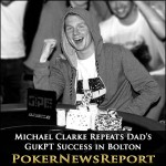 Michael Clarke Repeats Dad´s GukPT Success in Bolton
