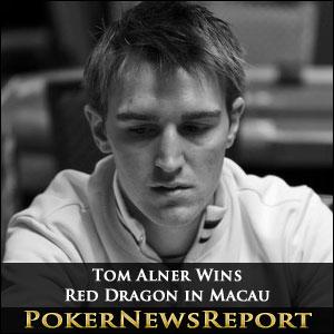 Tom Alner Wins Red Dragon in Macau