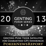 Genting Push Their Satellites for Guaranteed GPS Edinburgh