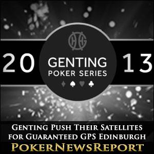 Genting Push Their Satellites for Guaranteed GPS Edinburgh