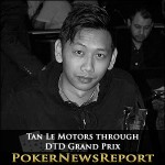 Tan Le Motors through DTD Grand Prix